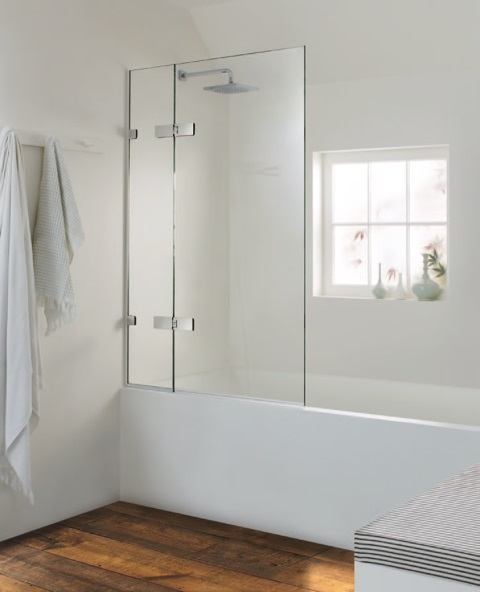 Marvelous Our Toughened Glass Bath Screens Are An Elegant Alternative To A Shower  Curtain, Easy To Install And Give Years Of Use. Available In One Or Two  Panels ... Part 13